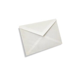 white-envelope