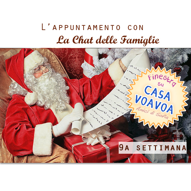 Babbo Natale A Casa Dei Bambini.Letterine Immagine Evidenza Home Voa Voa Onlus