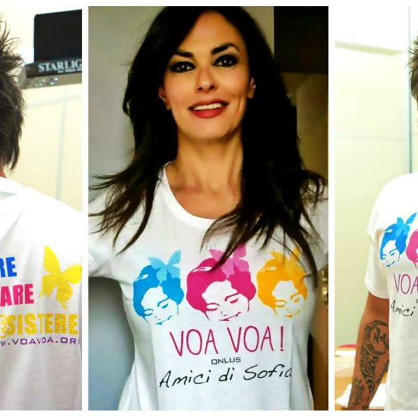T-Shirt Voa Voa